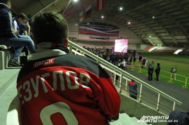 Омский «Авангард» проиграл первый матч финала Кубка Гагарина
