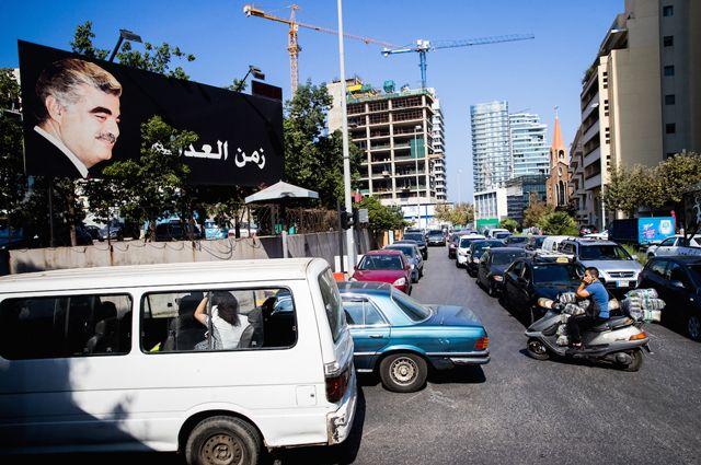 Ливан обвинил Израиль во вторжении в воздушное пространство