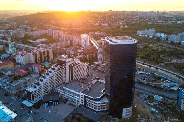 Медведев назвал Красноярск столицей Сибири.