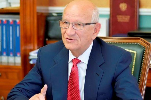 Экс-губернатор Оренбуржья Юрий Берг стал советником гендиректора УГМК
