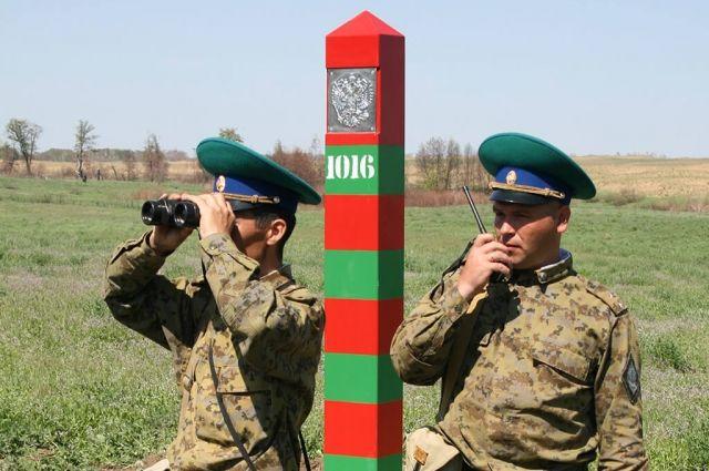 В Оренбуржье обозначены новые пределы пограничной зоны