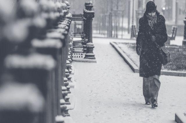 Синоптики обещают тюменцам снег и ночные заморозки