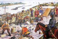 Предками татар являются волжские булгары.