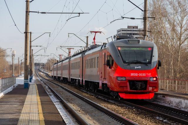 Изменения в графике движения поездов будут актуальны с 25 апреля.
