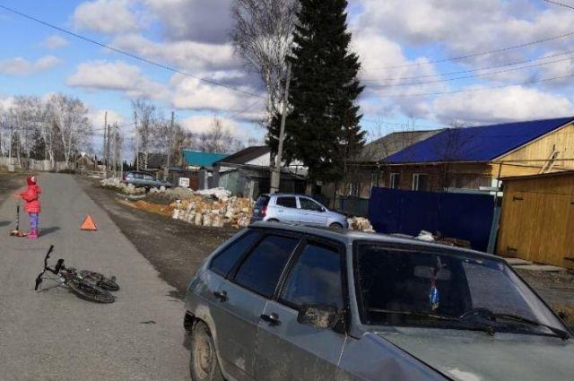 Похожая авария произошла в поселке Туртас Уватского района