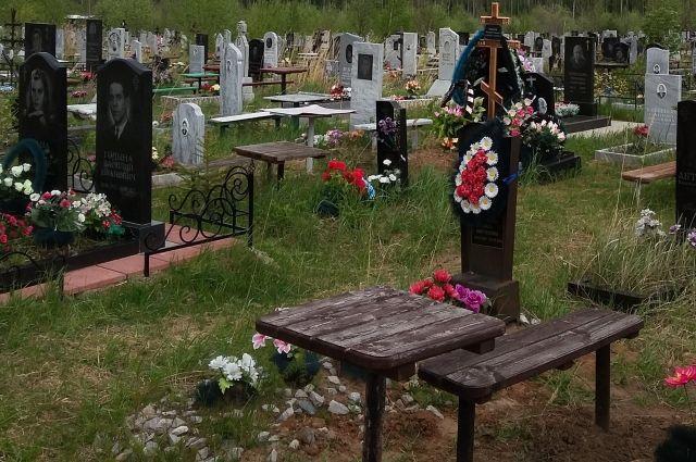 Работы по инвентаризации кладбища оцениваются в 2 млн 312 тысяч рублей.