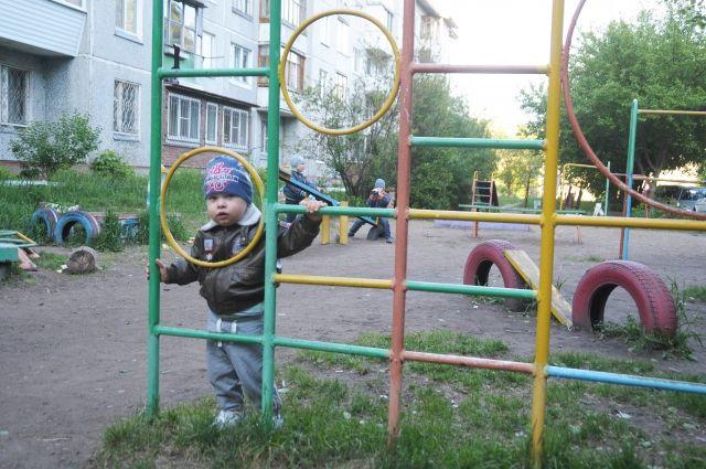 Жители Удмуртии посоревнуются за самый чистый двор.