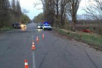 По данным полиции, за рулем авто без водительских прав находился 18-летний парень.
