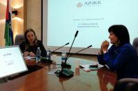 Многодетным семьям рассказали о соцподдержке в Тюменской области.