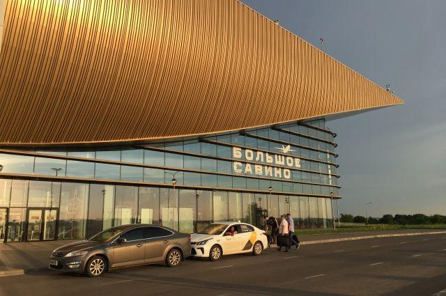 Пилоты сокращают полное название аэропорта Перми.