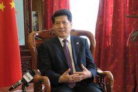Чрезвычайный и полномочный посол Китайской Народной Республики в России Ли Хуэй.