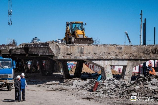 Стало известно, как демонтируют Шулявский мост в Киеве