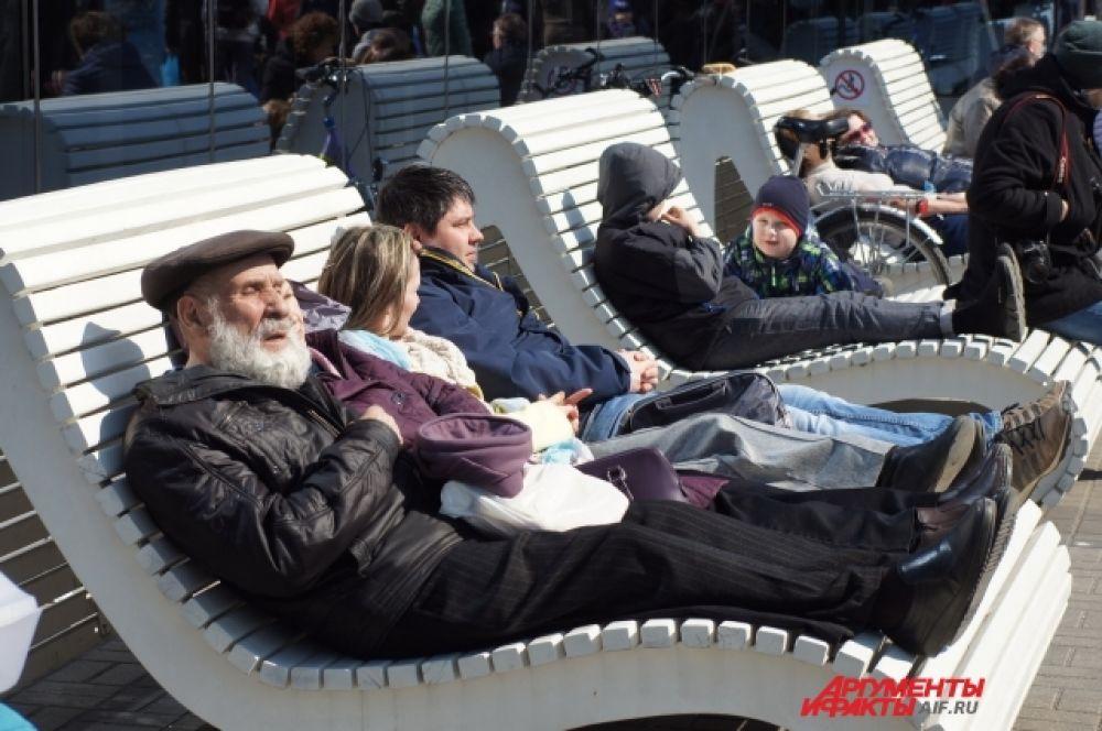 День селёдки стал одним из самых популярных мероприятий прошедших выходных в России.