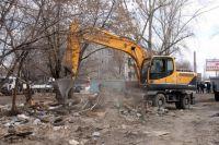 Генеральную уборку провели на ул. Семафорной.