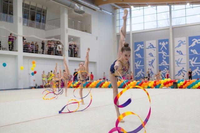 Кубок федерации художественной гимнастики разыграют в Хабаровске.