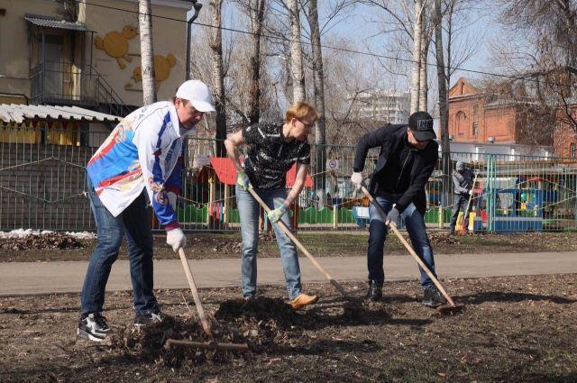 Как навести порядок? В Хабаровске объявили месячник санитарной очистки.