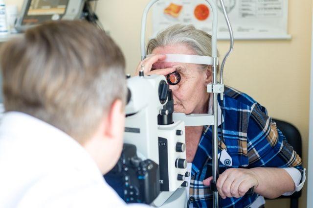 Отслойку сетчатки могут вызвать патологические изменения в стекловидном теле.