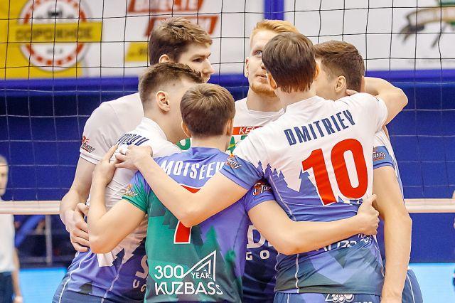 Следующим соперником кузбасских спортсменов станет питерский «Зенит».