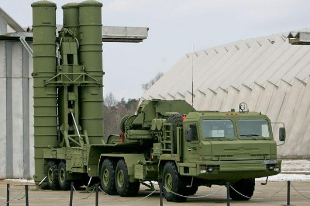 Турция обсудила поставки российских С-400 с Вашингтоном