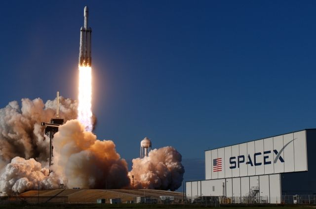 Первая ступень ракеты Falcon Heavy при транспортировке упала в океан - Real estate