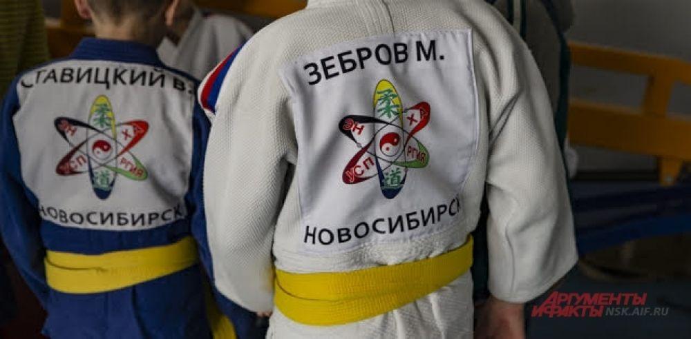 Ребята из Новосибирска показали отличные результаты.