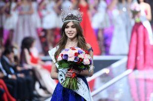 Мисс Россия 2019 Алина Санько.