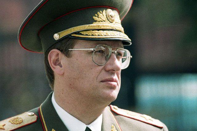 Андрей Николаев. 1996 г.