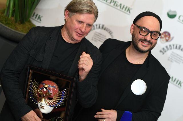 Серебренников получил «Золотую маску» за «Маленькие трагедии»