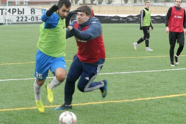 Крытый футбольный манеж появится в Хабаровском крае.