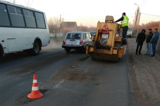 В Оренбурге в столкновении «ПАЗа» и катка пострадала 17-летняя школьница