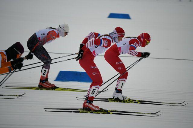 Спортсмены из школы Луизы Носковой заняли более 100 призовых мест за сезон