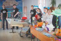В школе № 112 успешно работает Детский технопарк.