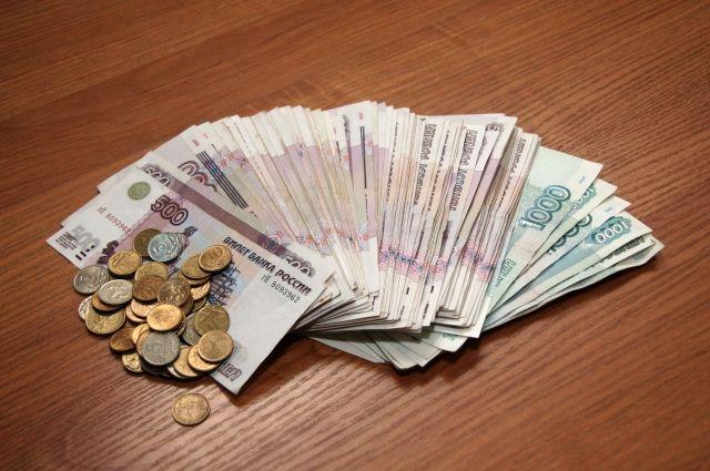 В Оренбурге пристав присвоила 300 тыс рублей должника