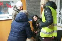 Чтобы уточнить информацию, координатор отряда Ксюша Макарова зашла в дежурную часть полиции. В этот момент туда с заявлением о пропаже 85-летней пермячки обратились родные.