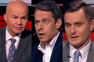 Вячеслав Ковтун, Майкл Бом, Якуб Корейба.