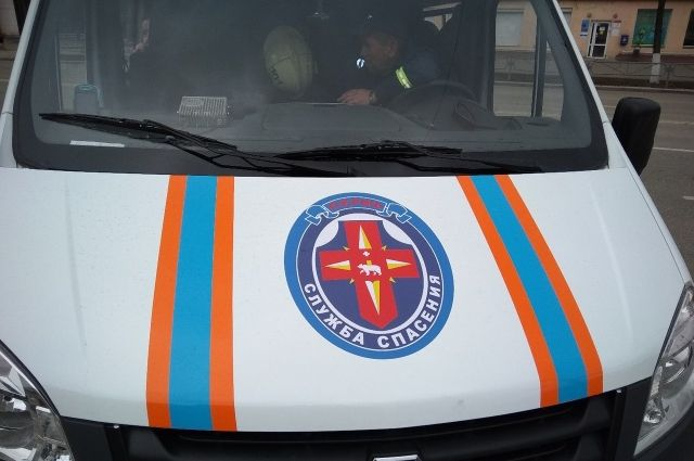 Спасательная операция прошла 11 апреля на улице Моторостроителей.