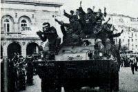 Повстанцы в Португалии, 1974 г.
