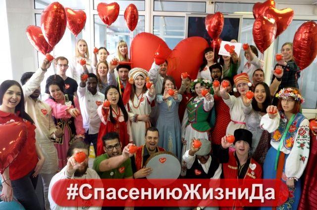 В Оренбуржье массово сдадут кровь в День донора