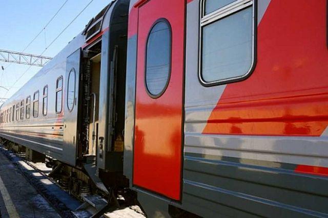 В выходные пустят дополнительный поезд Калининград – Зеленоградск