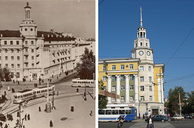 Фото старого Воронежа предоставлено Алексеем Незнамовым.