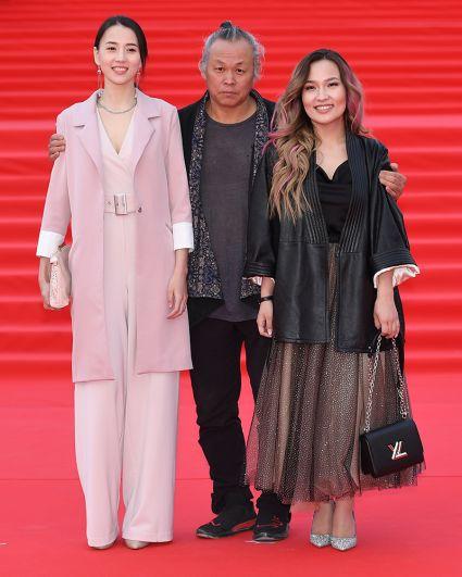 Корейский кинорежиссёр Ким Ки Дук.