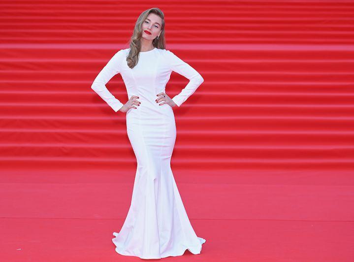 Актриса Кристина Асмус.