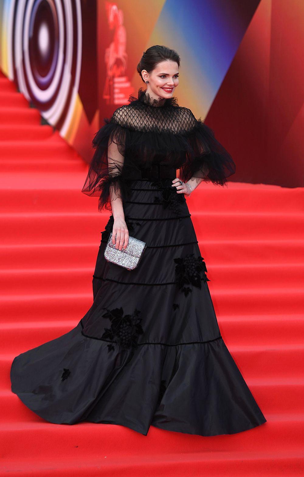 Актриса Елизавета Боярская.