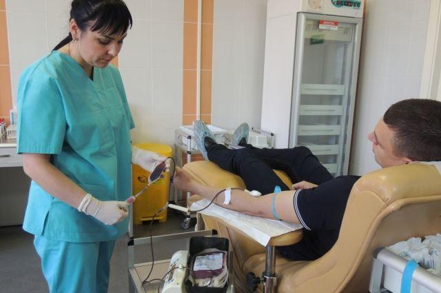 ВЦИОМ: в России число доноров крови возросло до 45%