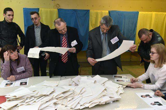Дебаты настадионе— Украинские выборы