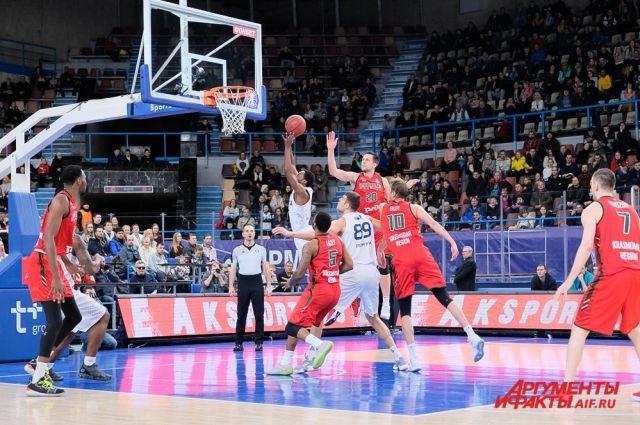 Поражение стало решающим для казанских баскетболистов.