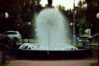 В прошлом году городские фонтаны начали включать в начале мая.
