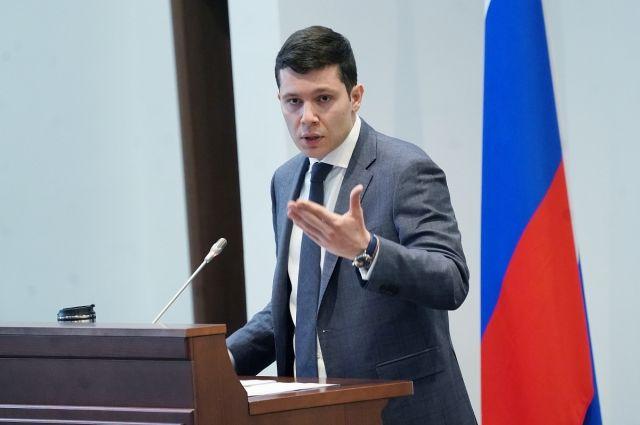Антон Алиханов: смертность в области ниже, чем в среднем по России и Северо-Западу