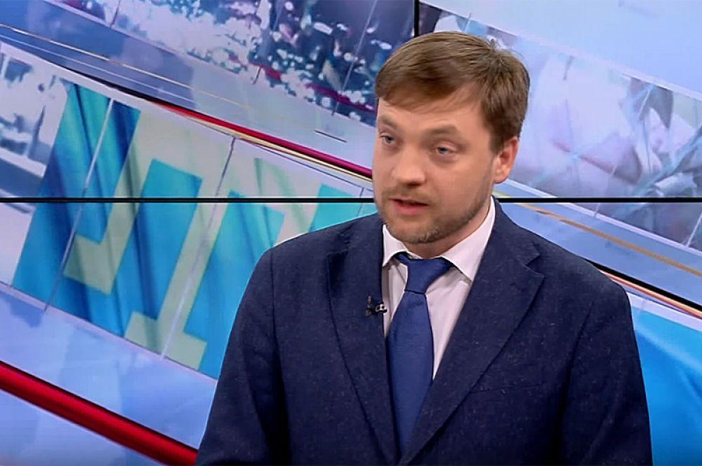 Денис Монастырский также займется правоохранительными вопросами.
