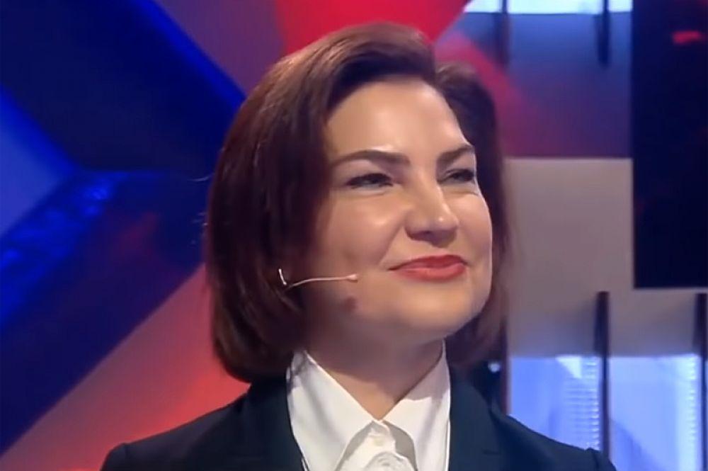 Ирина Венедиктова — за реформы судебной системы.